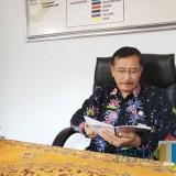 Kepala BPBD Kabupaten Situbondo Drs. Taufik Hidayat (Foto Heru Hartanto/ SitubondoTIMES)