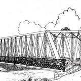 Ilustrasi jembatan (Ist)