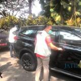 Tim KPK saat di Kabupaten Malang. (Nana)