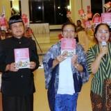 Foto bersama seusai sarasehan Pancasila dan Bhinneka Tunggal Ika. (Foto: Ist)