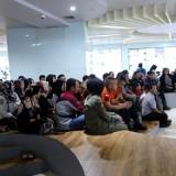 Wali Kota Risma saat sidak ke gedung Mall Pelayanan Siola