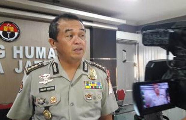 Kabid Humas Polda Jatim Kombespol Frans Barung Mangera