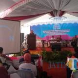 Sosialisasi KB Era JKN yang digelar di Kelurahan Gedog Kota Blitar (Foto: Aunur Rofiq/ BlitarTIMES)