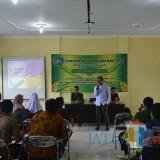 Workshop pengembangan organisasi dan iptek yang digelar Fakultas Pertanian Unisba Blitar.(Foto : Team BlitarTIMES)