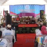Sosialisasi KB era JKN di Desa Sumber Urip, Kecamatan Doko.(Foto : Aunur Rofiq/BlitarTIMES)