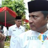 Sekda Tulungagung, Indra Fauzi (foto : Joko Pramono/ TulungagungTIMES)