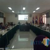 Forum Grup Discussion tentang Undang-Undang Terorisme di FH UB (foto: Imarotul Izzah)