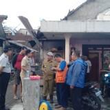 Kondisi rumah warga yang terdampak bencana hujan deras dan angin kencang, Kabupaten Malang (Foto: Istimewa)
