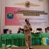 Kenalkan Prosedur Perizinan Hingga ke Akar, DPMPTSP Kota Malang Gandeng Pak RW