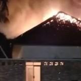 Kebakaran di Guns Gym BJ Perdana.