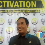 Kepala Dinas Pendidikan Drs. M. Hidayat, MM. MPd (foto: Imarotul Izzah/Malang Times)