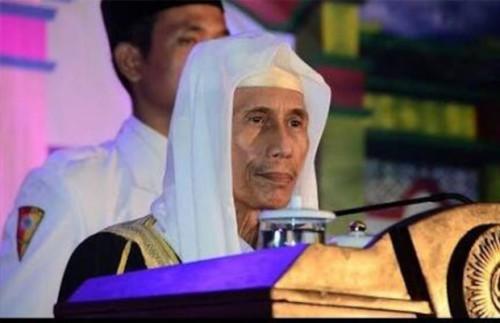 Kanjeng Romo KH Abdul Latief Madjid RA. (Foto : Google)