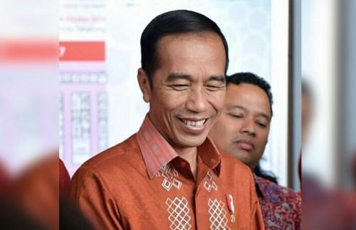 Presiden Jokowi kembali di-bully saat menjelaskan mobil Esemka yang kembali memanas (@jokowi)