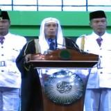 KH. Abdul Latif Madjid RA: Bencana Merupakan Peringatan Bagi Umat Manusia