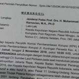Kapolri Tito Karnavian Ditulis Jadi Tersangka Dugaan Suap, KPK: Surat Itu Tidak Benar