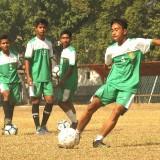 Ilustrasi para pemain Persebaya junior U-16 saat berlatih (Foto : Istimewa)