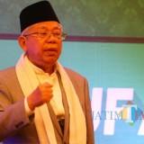 Sampaikan Bela Sungkawa Bagi Korban Lion Air, KH Ma'ruf Amin: Supervisi Pesawat Harus Ketat