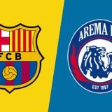 Arema dan Barcelona Ternyata Punya Banyak Persamaan Minggu Ini, Apa Saja?