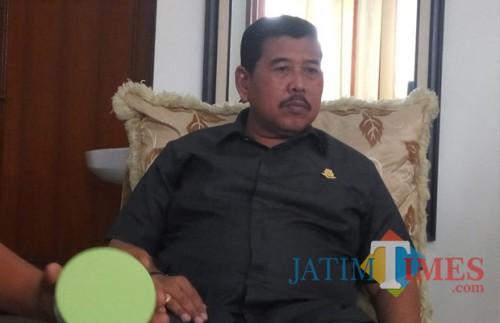 Cap : Kajari Kota Malang, Amran Lakoni SH, MH (Anggara Sudiongko/MalangTIMES)