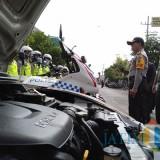 Tekan Angka Kecelakaan, Polres Gelar Operasi Zebra