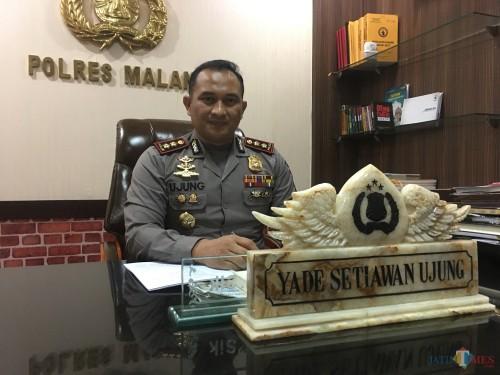 Kapolres Malang AKBP Yade Setiawan Ujung (Foto : Dokumen MalngTIMES)