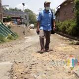 Dinas PUPR Kota Malang Pastikan Pembangunan Jalan Rusak Cemorokandang Tahun Depan