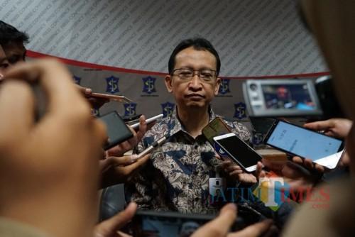 Kepala Badan Pengelolaan Keuangan dan Pajak Daerah (BPKPD) Kota Surabaya Yusron Sumartono