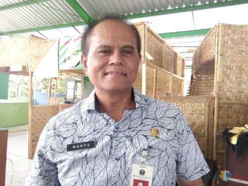 Kepala Dinas Perdagangan Kota Malang Wahyu Setianto (Pipit Anggraeni/MalangTIMES).