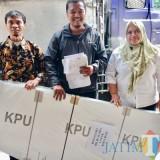 Penuhi Kebutuhan Pemilu, KPU Kota Batu Tambah 1.028 Bilik Suara