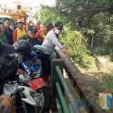 Program Jumat Bersih di Kawasan Muharto, Sekda Terjun Langsung Pimpin Pengerukan Sampah