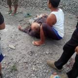 Chusnul Hakim pengendara sepeda motor yang menjadi korban kecelakaan setelah disambar kereta, Kecamatan Pakisaji (Foto : PMI Kabupaten Malang for MalangTIMES)