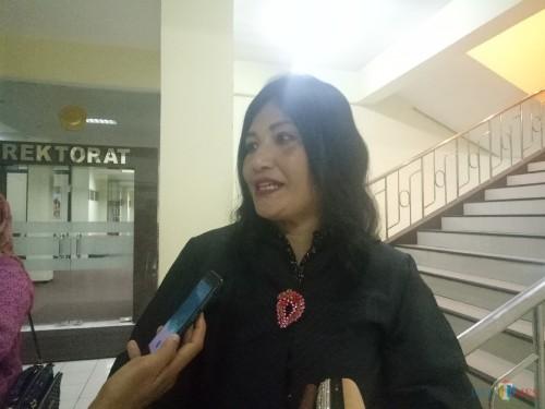 Kepala Dinas Kebudayaan dan Pariwisata (Disbudpar) Kota Malang Ida Ayu Made Wahyuni (Foto: Imarotul Izzah/Malang Times)
