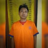 Edi Eryanto, tersangka kasus pencurian sapi asal Probolinggo.