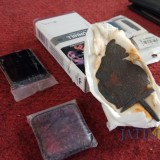 inilah Jimat yang ditemukan pada tas tersangka Deby Setyawan