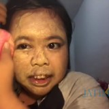 Beauty vlogger Rahmawati Kekeyi (foto: screenshot youtube)