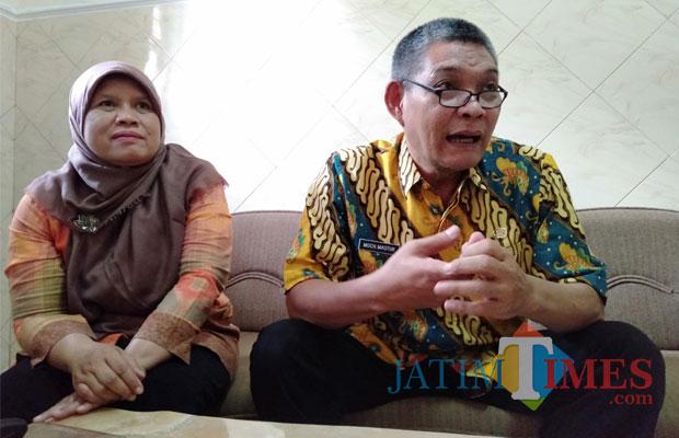 Kadinkes Tulungagung, Muhammad Mastur (foto : Joko Pramono/JatimTIMES)