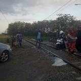 Salah satu perlintasan Kereta Api di wilayah Banyuwangi