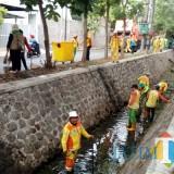 Ciptakan Kota Malang Bersih dan Sehat, DLH Aktif Lakukan Jumat Bersih