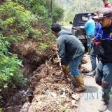 Cegah Banjir saat Hujan di Kota Batu, Normalisasi Saluran Drainase dan Gorong-Gorong