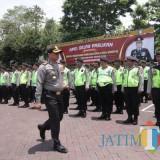 Sehari Jelang Pilkades Serentak, 926 Personel Polres Malang Disiagakan