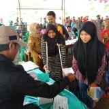Antusiasme masyarakat Kabupaten Malang saat mengikuti pemilihan kepala desa (pilkades) serentak di Kabupaten Malang (Foto : Dokumen MalangTIMES)