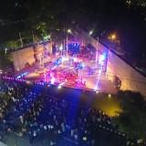 Suasana dalam Kediri Creative Festival. (ist)