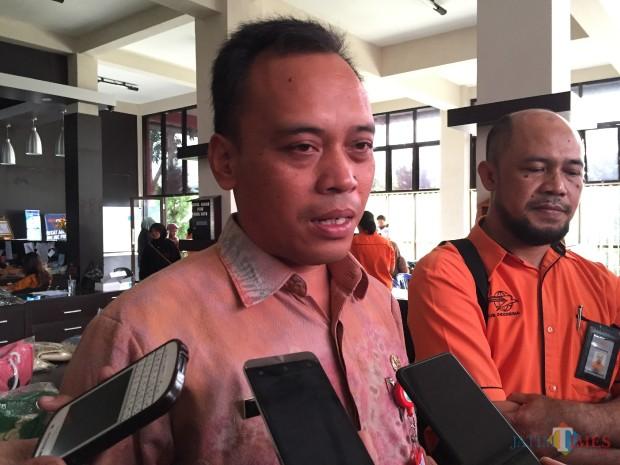Kepala Dinas Lingkungan Hidup (DLH) Kota Batu Arief As Siddiq. (Foto: Irsya Richa/MalangTIMES)