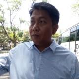 Kepala Dinas Pariwisata dan Kebudayaan Kabupaten Malang Made Arya Wedanthara saat memberikan keterangan kepada awak media. (Pipit Anggraeni/MalangTIMES).