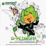 Tangkapan layar halaman muka website Si Petarung Barenlitbang Kota Malang. (Foto: Dokumen MalangTIMES)