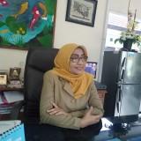 Kepala Dinas Kesehatan Kota Malang Dr. dr. Asih Tri Rachmi Nuswantari, MM (foto: Imarotul Izzah/Malang Times)