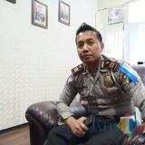 Kasatlantas Polres Malang Kota AKP Ari Galang Saputro (Anggara Sudiongko/MalangTIMES)