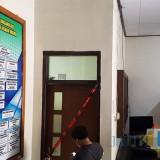 Kantor Dinas Koperasi dan Usaha Mikro Kota Pasuruan yang sempat disegel KPK.