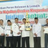 BNN Blitar Beri Reward Relawan dan Aksi Sekolah Bebas Narkoba