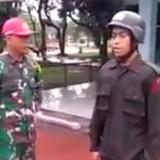 Bagian video viral tak hafal Pancasila yang bikin penonton ketawa. / Foto : Istimewa / Tulungagung TIMES